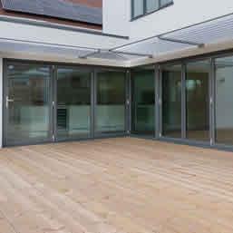 Aluminium Bifolding Doors Peterborough, Stamford, Huntingdon