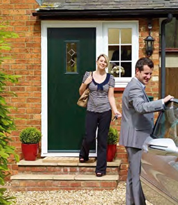 Composite Doors, Aluminium Doors, Bi-Fold Sliding Doors Cambridge, Huntingdon, Peterborough