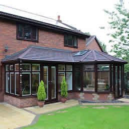 Tiled Conservatory Roof Peterborough, Stamford, Huntingdon, Spalding