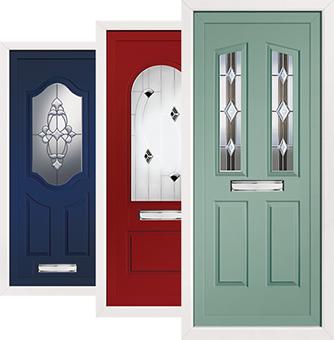 Composite Front Doors Peterborough & Composite Doors Peterborough | Posh Homes Pezcame.Com