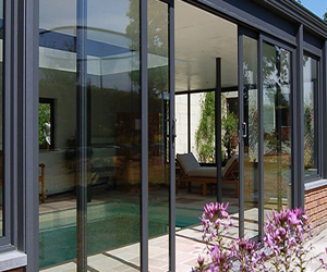 Aluminium Bifolding Doors Peterborough