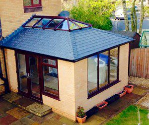 Supalite Tiled Conservatory Roof replacement Peterborough, Cambridge, Huntingdon
