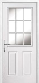 Composite Back Doors Peterborough, Cambridge
