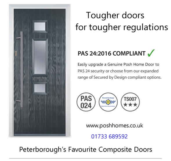 Composite Doors Peterborough, Huntingdon, Stamford