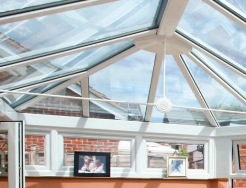 A Conservatory or Extension.