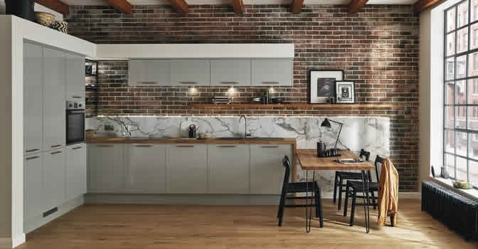 Modern Kitchen Collection Peterborough