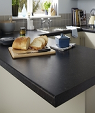Bullnose matt laminate 38mm worktops Peterborough