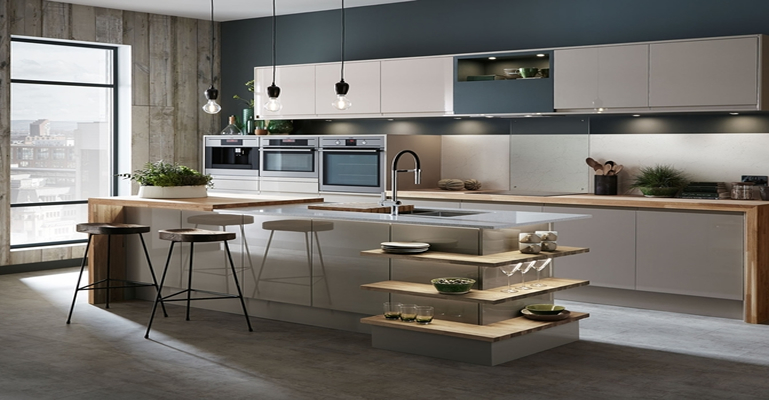Contemporary Kitchens Peterborough