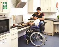 Disablied Kitchens Peterborough