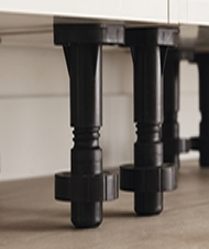 Kitchen Heavy Duty Cabinet Legs Peterborough