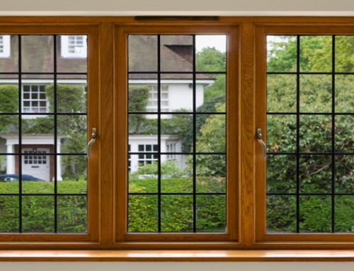 What are the benefits of new doors, windows and conservatories?