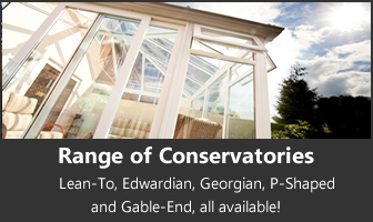Range of Conservatories Peterborough & Stamford