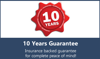 UPVC Windows 10 years Guarantee Peterborough