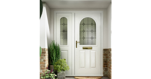 Elegance-arch-composite-door Peterborough