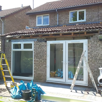 White French Door Replacement Peterborough