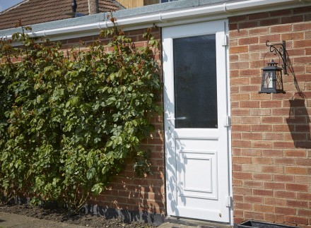 Affordable UPVC Back Doors Peterborough