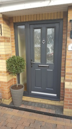 Thermally insulated Composite Doors Peterborough