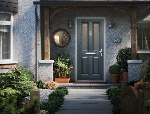 Why buy a Composite Door!