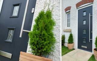 Stylish Composite Doors Peterborough