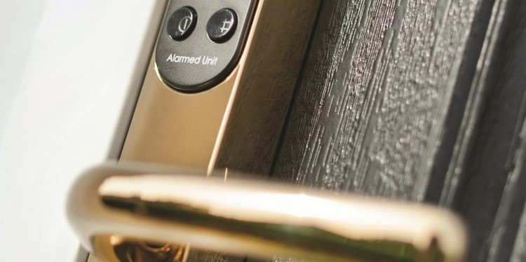 Composite Door Features Peterborough