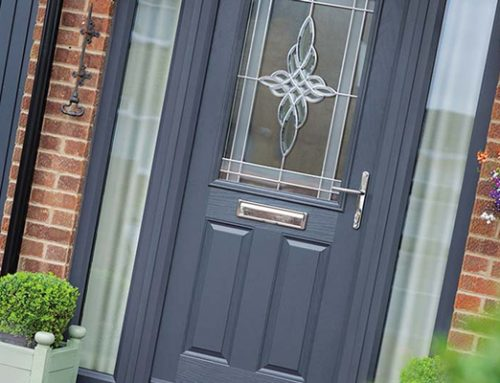 Composite Door Security Features